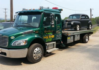 Goldbeck Towing Unit 5