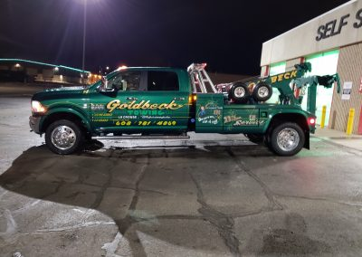 Goldbeck Towing Unit 9